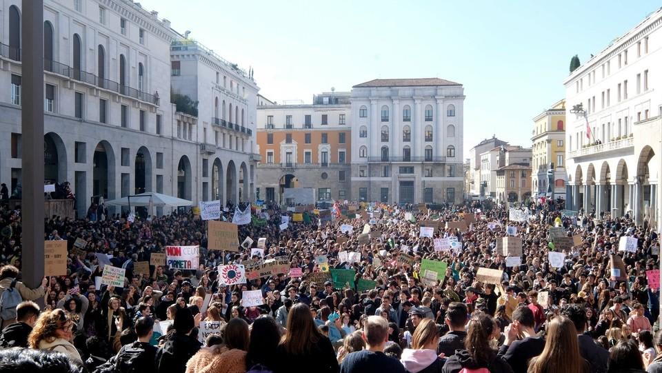 Brescia, Italia ©