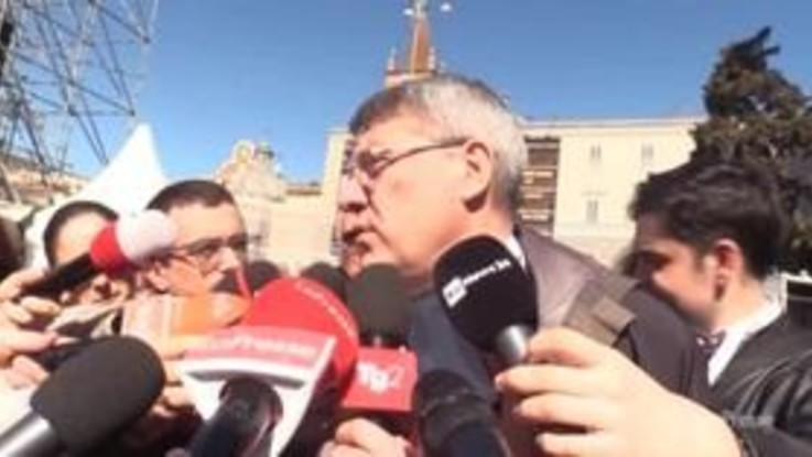 """Landini: """"Al governo chiediamo lo sblocco dei cantieri"""""""