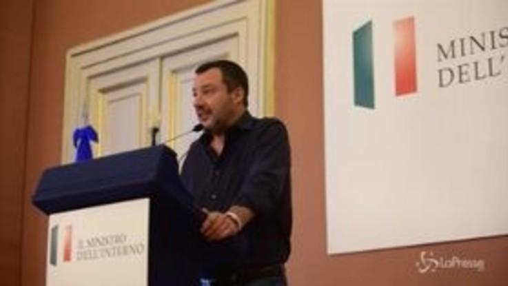 """Attacco in Nuova Zelanda, Salvini: """"Da Tso chi mi considera corresponsabile"""""""