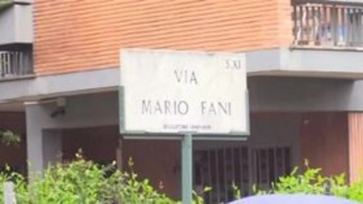Aldo Moro, Conte in via Fani per l'anniversario della strage