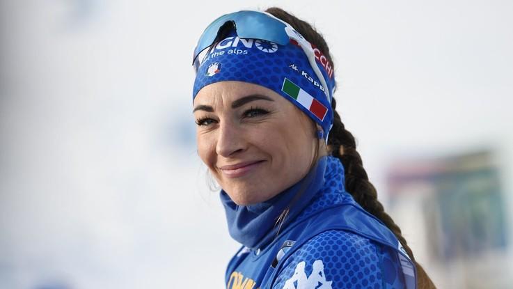 Biathlon, doppio oro per l'Italia nella mass start: dopo Wierer anche Windisch