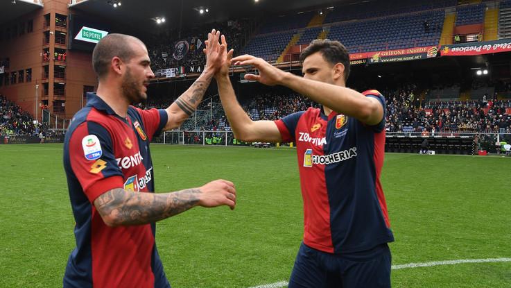 Serie A, Genoa-Juventus 2-0 | Il fotoracconto