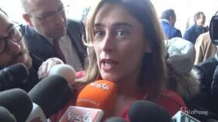 "Assemblea Pd, Boschi: ""Voto Gentiloni presidente"""