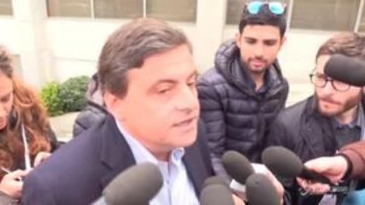 """Calenda su Gentiloni presidente del Pd: """"Avrei auspicato un voto unitario"""""""