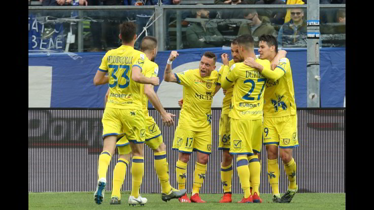 Serie A, Atalanta-Chievo 1-1 | Il fotoracconto