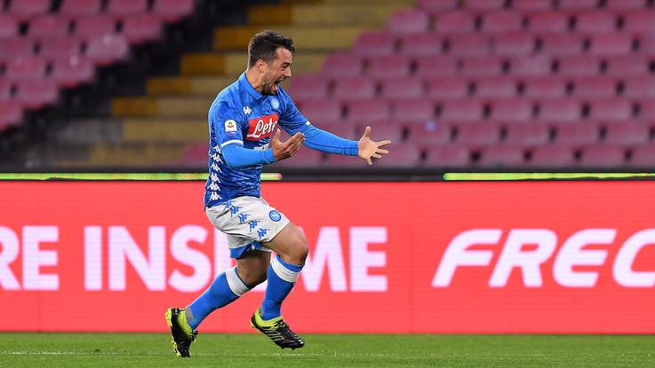 Serie A, Napoli-Udinese 4-2 | Il fotoracconto