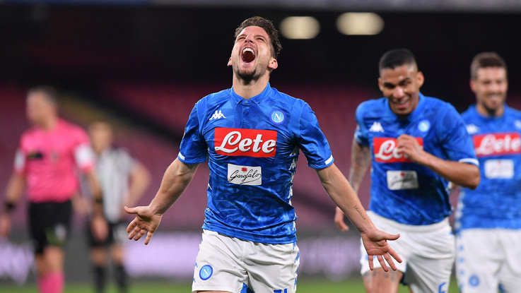 Serie A, poker Napoli per blindare il secondo posto, Udinese rischia. Paura per Ospina