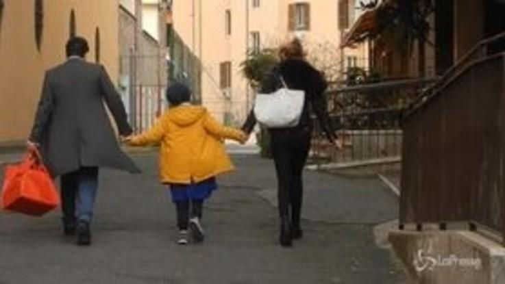 """Bimbo immunodepresso torna a scuola, i genitori: """"E' stato più faticoso del previsto"""""""