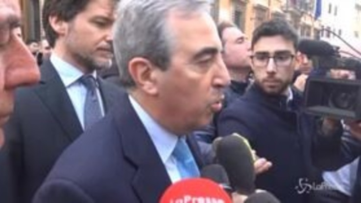 """Caso Diciotti, Gasparri: """"Spero che l'Aula approvi la mia relazione"""""""