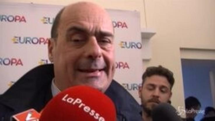 """Zingaretti indagato per finanziamento illecito, """"Estraneo ai fatti"""""""