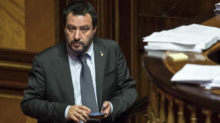 Diciotti, il giorno della verità è arrivato. Oggi il voto sull'autorizzazione a procedere contro Salvini