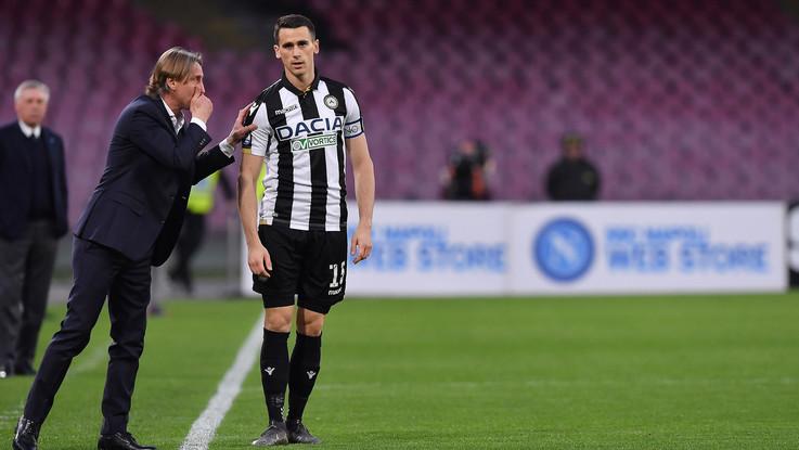 L'Udinese esonera Davide Nicola. Potrebbe tornare Tudor