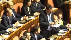 """Caso Diciotti, Salvini: """"Amo l'Italia e i miei figli, continuerò senza paura"""""""