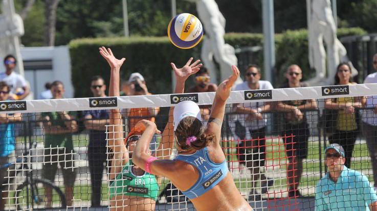 Beach Volley, Mondiali 2021 si disputeranno in Italia