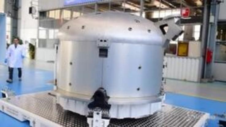 Presentato a Torino il modulo Bishop per la Stazione Spaziale Internazionale