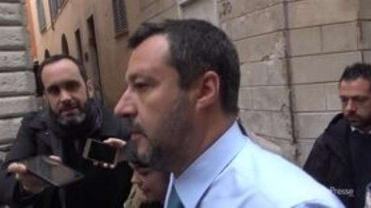 """Arresto De Vito, Salvini: """"Fatto sempre grave, ma non commento atti che non ho letto"""""""