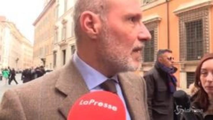 """Caso Diciotti, De Falco: """"Per il M5s interesse governativo più importante di quello pubblico"""""""
