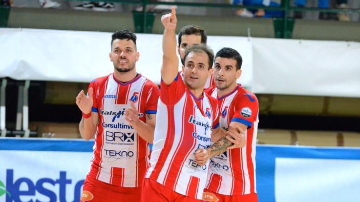 Calcio a 5, Coppa Italia: Napoli-Pesaro è la prima semifinale