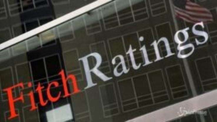 Fitch riduce ancora le stime di crescita dell'Italia