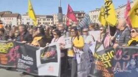 Padova, 'Libera' in corteo contro le mafie