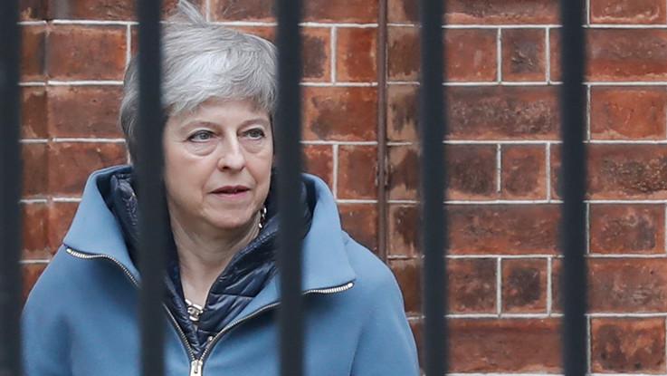 Brexit, Ue verso il no al rinvio al 30 giugno: propone il 22 maggio