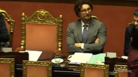 Senato, l'Aula salva Toninelli due volte