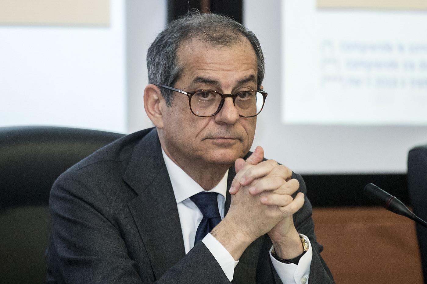 """Flat tax, Tria frena: """"Nessuna ipotesi, si decide nella legge di bilancio 2020"""""""