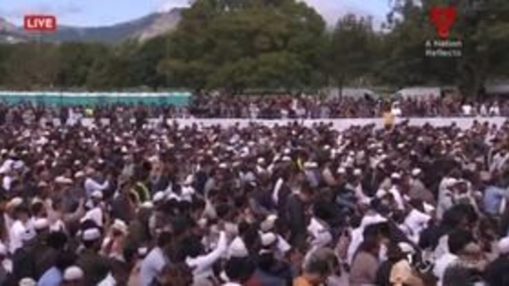 Christchurch, ricordate le vittime con due minuti di silenzio