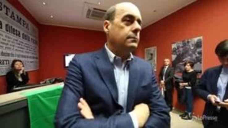 """Tina Costa, Zingaretti: """"Sempre protagonista delle battaglie per la democrazia"""""""