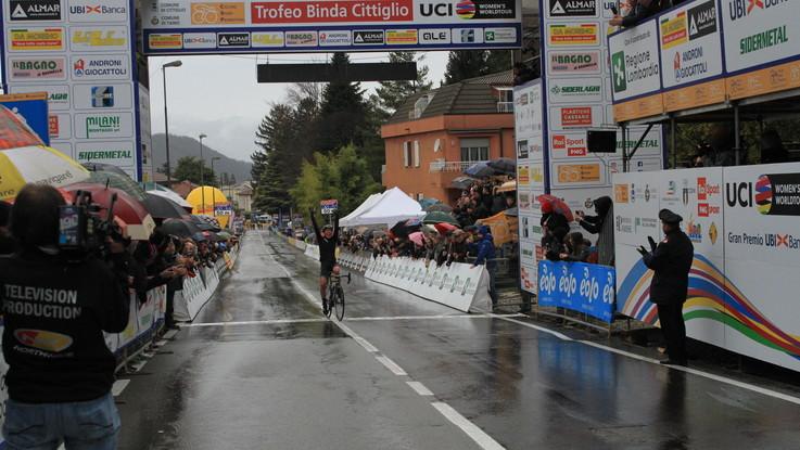 Ciclismo, Trofeo Binda: Niewiadoma cerca il bis a Cittiglio