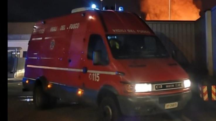 Esplosione in una villetta a Frascati (Roma). Si temono due morti