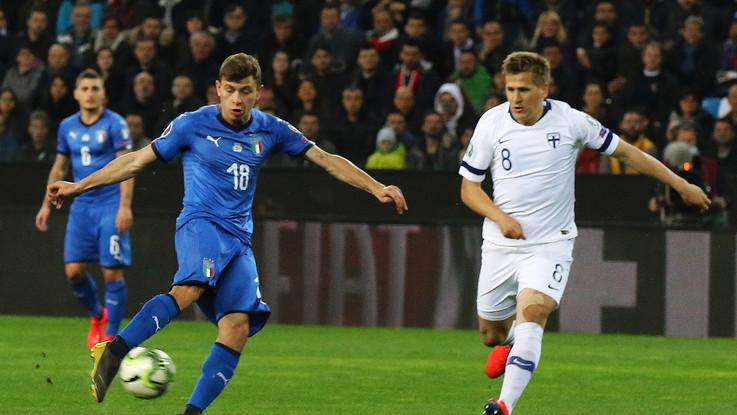 Euro2020, Italia-Finlandia 2-0 - Il fotoracconto