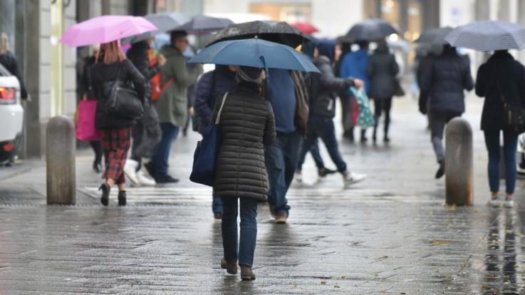 Maltempo, brusco stop alla primavera:  tornano freddo, pioggia e neve