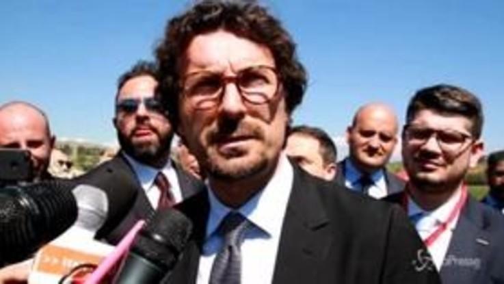 """Toninelli in Sicilia: """"Isola abbandonata, ora si torna ad investire"""""""