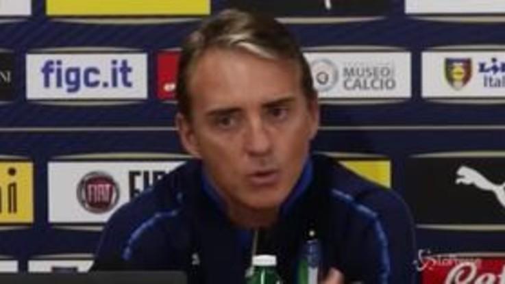 """Nazionale, Mancini: """"Nessuna partita è scontata, serve massima concentrazione"""""""