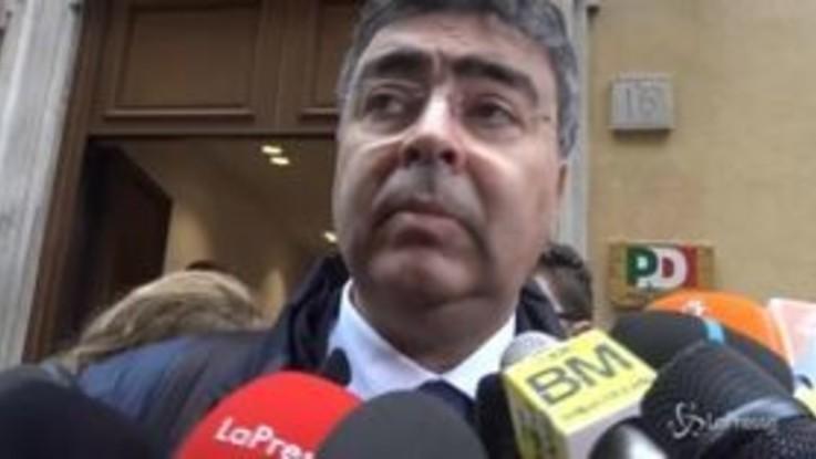 """Pd, Fiano: """"Alle Europee con chi vuole difendere l'Ue"""""""