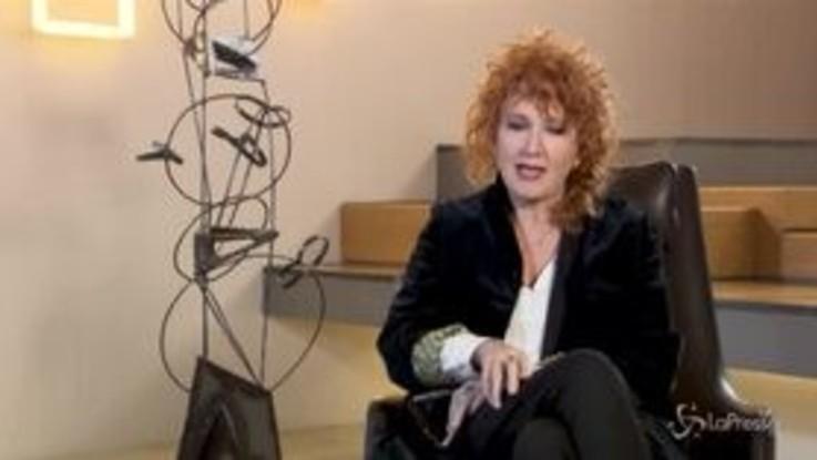 Fiorella Mannoia presenta il nuovo album 'Personale'