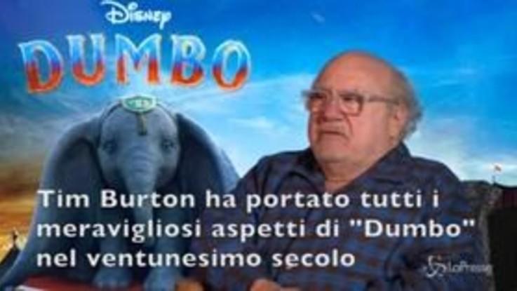 """DeVito, Green e Farrell: """"Ecco il nostro Dumbo del 21esimo secolo"""""""