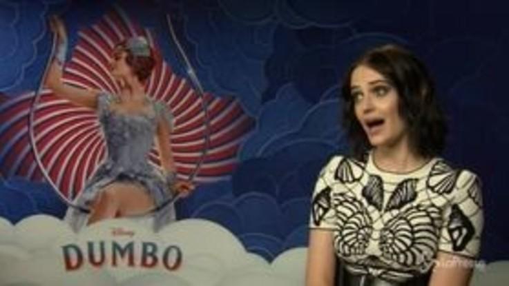 """Dumbo, Eva Green e Colin Farrell: """"Abbiamo fatto pazzie per Tim Burton"""""""