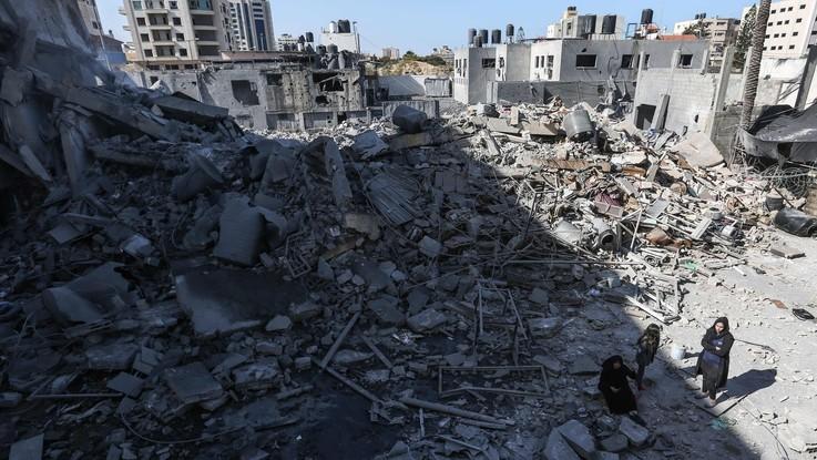 Tensioni Gaza-Israele, nuovi razzi verso Ashkelon, colpite postazioni di Hamas