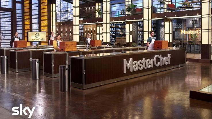 MasterChef, trasferta a Madrid dallo chef David Munoz