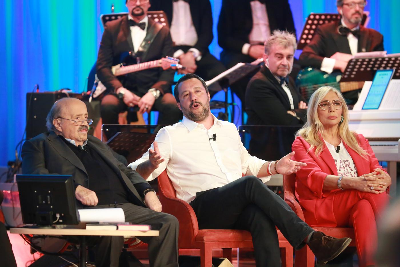 """Salvini: """"Sulla cittadinanza a Ramy non mi ha convinto Di Maio"""""""