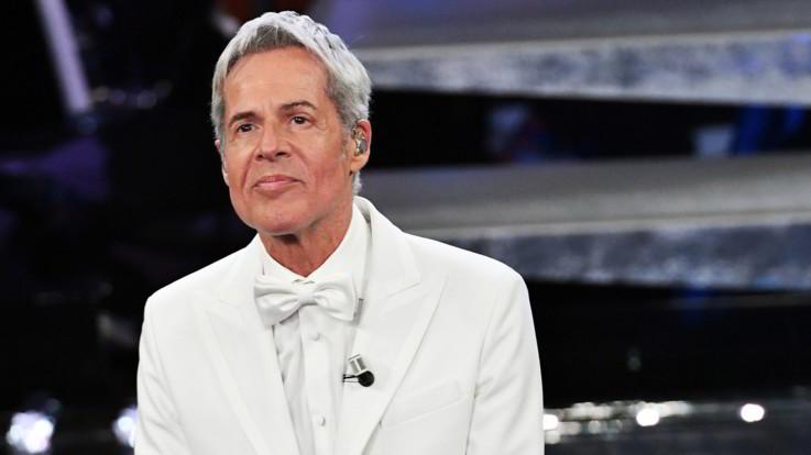 Baglioni annulla il concerto a Reggio Calabria per una laringo-faringite