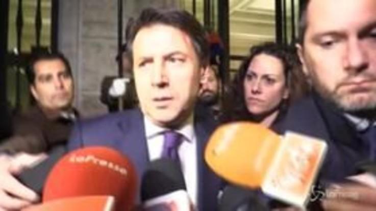 """Decretone, Conte: """"Approvate misure di cui l'Italia aveva bisogno"""""""