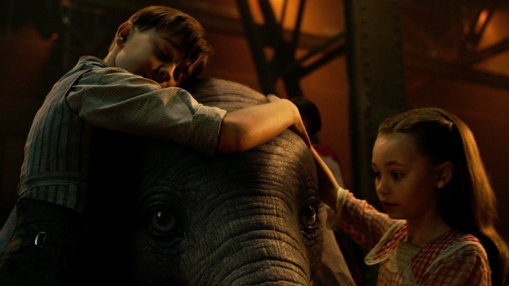 "Da ""Dumbo"" agli horror supernatural: i film al cinema dal 28 marzo"