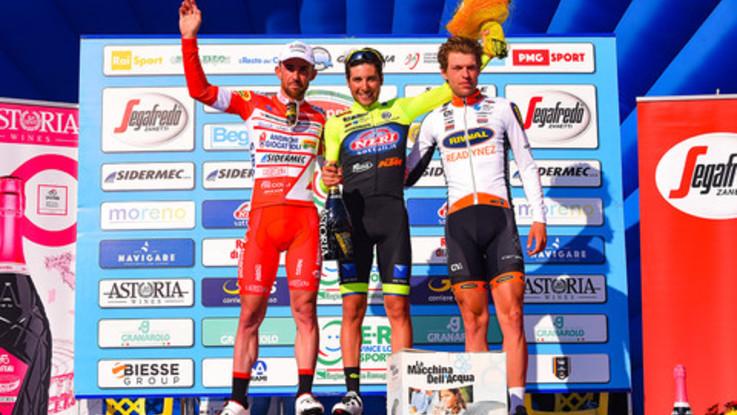 Ciclismo, Coppi&Bartali: l'ultima giornata in diretta