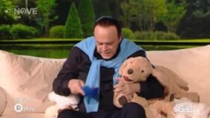 """Crozza-Berlusconi: """"Mi ricandido perché avete bisogno di me"""""""