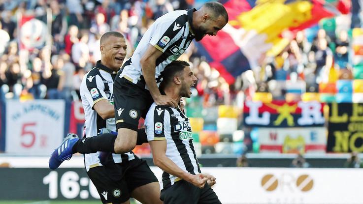 Serie A, Udinese-Genoa 2-0 | Il fotoracconto