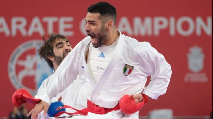 Karate, l'Italia fa il pieno a Guadalajara: sono otto le medaglie europee