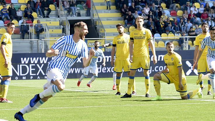 Serie A, Frosinone-Spal 0-1   Il fotoracconto